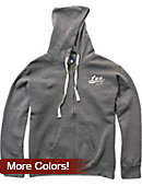 Lee University Women's Full-Zip Hooded Sweatshirt