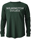 Wilmington College Watch Hill Waffle Long Sleeve T-Shirt