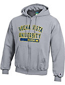 Buena Vista University Full-Zip Hooded Sweatshirt