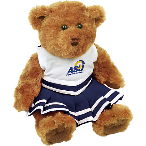 Product: Angelo State University Cheerleader Bear