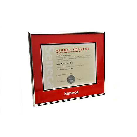 key west marketing seneca college 145 x 17 diploma frame