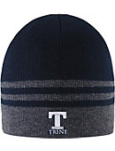 Trine University Striped Crew Beanie