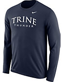 Trine University Thunder Dri-Fit Long Sleeve T-Shirt