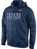 Trine University Thunder Thermafit Hooded Sweatshirt