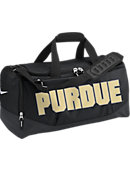 Nike Purdue University Team Training Duffel Bag
