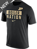 Nike Purdue University Legend T-Shirt