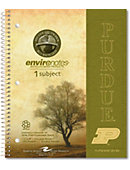 Purdue University Notebook 100-Sheet