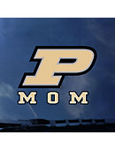 Purdue Mom Decal