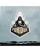 Purdue University Boilermakers Cling Decal