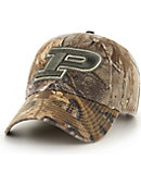 Purdue University Adjustable Full Back Cap