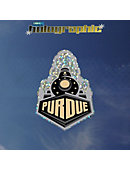 Purdue University Boilermakers Hologram Stand Decal