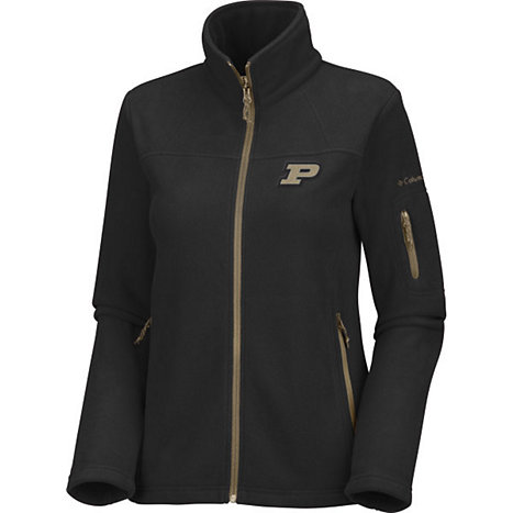 Product: Purdue University Women's  Give & Go Full-Zip Jacket