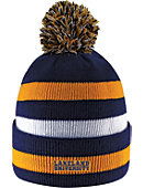 Lakeland University Knit Cuff Pom Hat