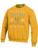 Lakeland College Ugly Sweater Crewneck Sweatshirt