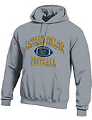 Lakeland College Football Hooded Sweatshirt
