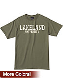 Lakeland University Short Sleeve T-Shirt