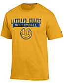 Lakeland College Volleyball T-Shirt