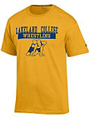 Lakeland College Wrestling T-Shirt