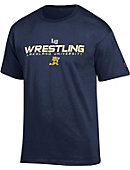 Lakeland University  Short Sleeve Wrestling T-Shirt