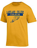 Lakeland College Track T-Shirt