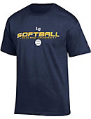 Lakeland University Muskies Softball T-Shirt