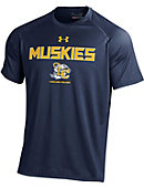 Lakeland College Muskies Tech T-Shirt