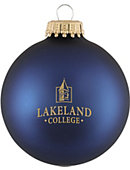 Lakeland College Ornament Ball