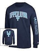 Upper Iowa University Peacocks Long Sleeve T-Shirt