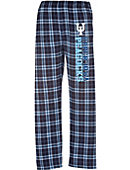 Upper Iowa University Peacocks Flannel Pants