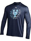 Upper Iowa University Long Sleeve Nu Tech Performance T-Shirt