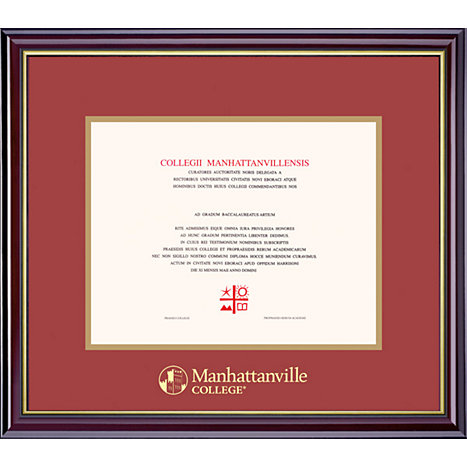 Product: Manhattanville College 11x14  Diploma Frame