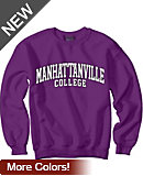 Manhattanville College Crewneck Sweatshirt