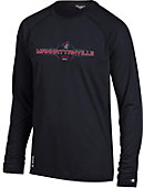 Manhattanville College Valiants Vapor Performance Long Sleeve T-Shirt