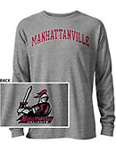 Manhattanville College Valiants Long Sleeve Victory Falls T-Shirt