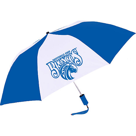 Product: 48'' Two Tone Broncos Umbrella