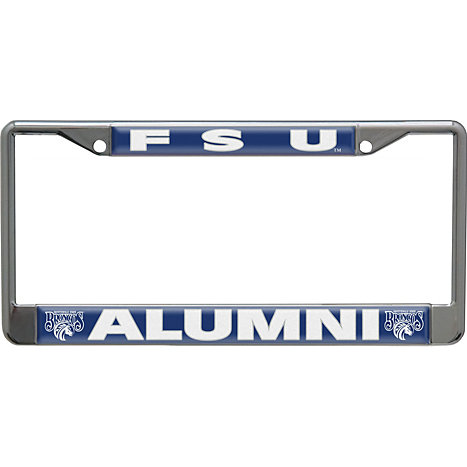 Product: Fayetteville State University Alumni License Plate Frame