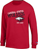 Cardinal Stritch University Long Sleeve T-Shirt