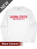 Alta Gracia Cardinal Stritch University Long Sleeve T-Shirt
