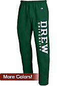 Drew University Open Bottom Sweatpants