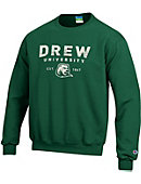 Drew University Rangers Women's Crew Neck Sweatshirt