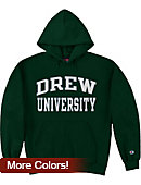 Drew University Hooded Sweatshirt
