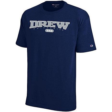 Drew University Dad T Shirt Drew University
