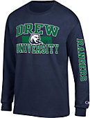 Drew University Rangers Long Sleeve T-Shirt