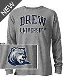 Drew University Rangers Long Sleeve Victory Falls T-Shirt
