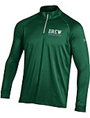 Drew University 1/4 Zip NuTech Fleece