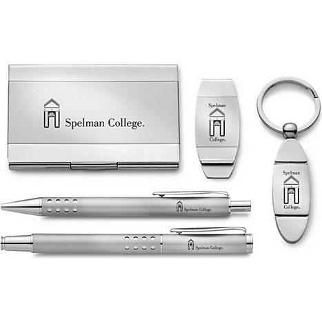Product: Spelman College 5-Piece Deskset