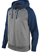 Spelman College Jaguars Women's Full-Zip Therma Hodded Sweatshirt