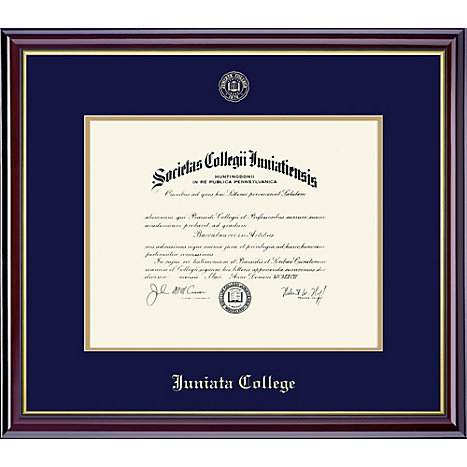 Product: Juniata College 7'' x 9'' Windsor Diploma Frame