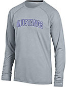Western New Mexico University Mustangs Performance Vapor Long Sleeve T-Shirt