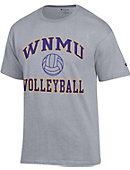 Western New Mexico University Mustangs Volleyball T-Shirt